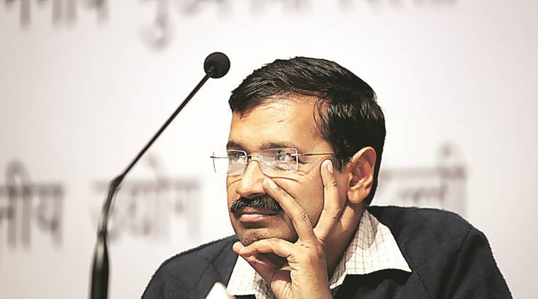 Arvind kejriwal, kejriwal, kejriwal defamation notice, BJYM, BJP Kejriwal defamation notice, delhi news, indian express news