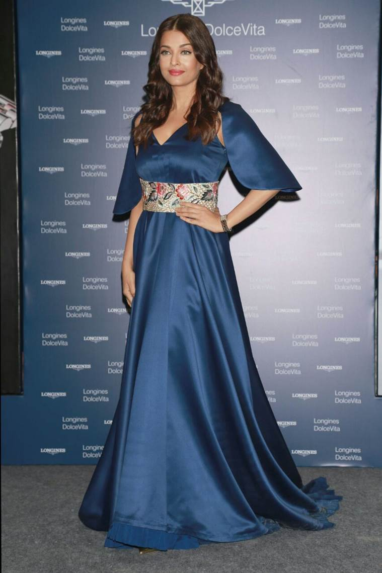 Aishwarya Rai Bachchan in Manish Malhotra. (Source: APH Images)