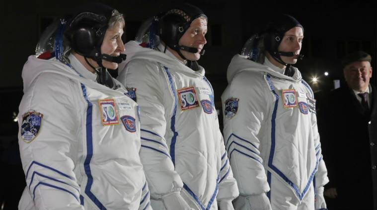 Astronauts, Astronaut visual problems, Radiological Society of North America, RSNA, Astronauts blurry vission, Visual Impairment Intracranial Pressure, International Space Statin, Astronaut Cerebrospinal fluid, science, science news