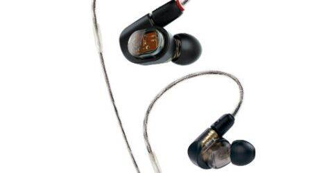 Audio-Technica launches E-Series professional in-ear headphones starting at Rs7,999