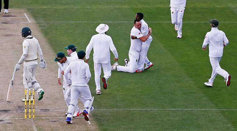 Faf du Plessis, Faf, Du Plessis, South Africa, South African cricket team, Australia, Australian cricket team, Aus vs SA, Australia South Africa Test, Aus SA Test, Aus SA Hobart Test, cricket, cricket news, sports, sports news
