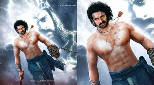 baahubali 2, baahubali 2 poster, prabhas baahubali 2, baahubali 2 prabhas, baahubali prabhas look, baahubali the conclusion, baahubali 2 prabhas look, baahubali prabhas news, baahubali 2 news, tollywood news, entertainment news, Rana daggubati, rajamouli