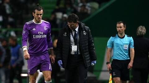 Gareth Bale undergoes successful ankle surgery