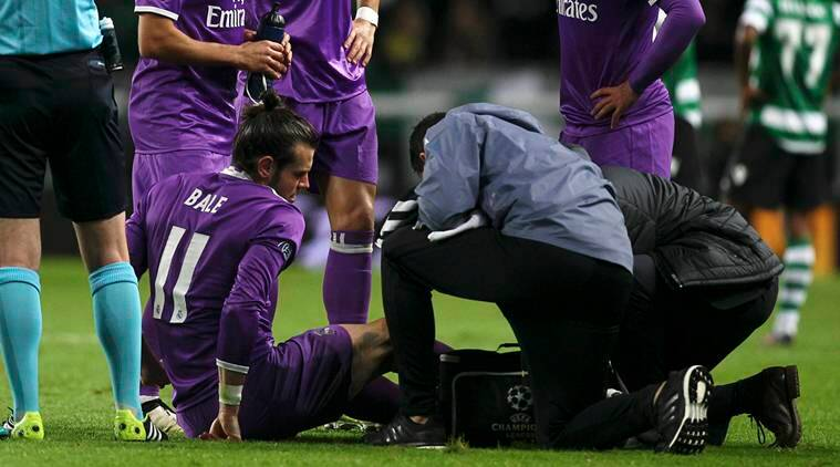 Gareth Bale, Bale, Bale injury, Real Madrid, Real, UEFA Champions League, Champions League, UCL, El Clasico, Real Madrid vs Barcelona, football news, sports news