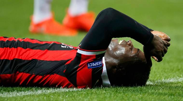 mario balotelli, balotelli, mario balotelli injury, nice, ligue 1 news, football news, sports news