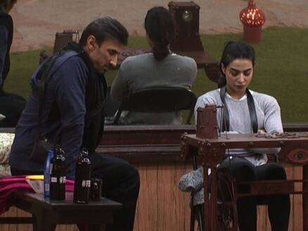 Bigg Boss 10, Bigg Boss 10 yesterday episode, bigg boss 10 bani, gaurav, rahul punished
