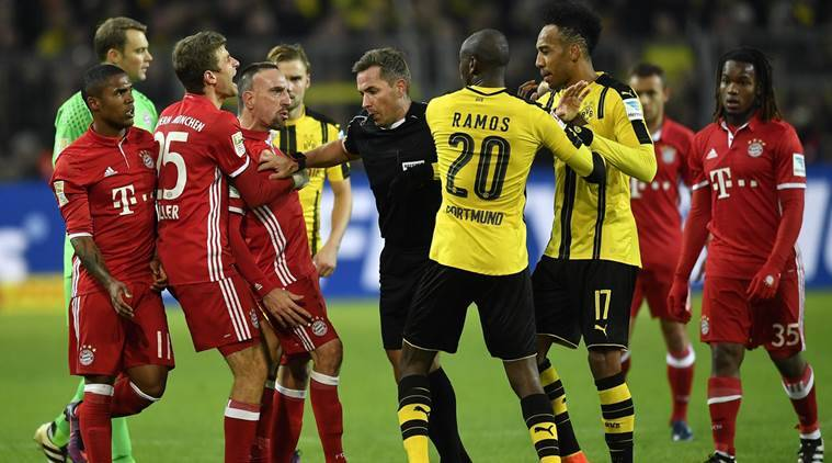 Bayern Munich Look Unusually Vulnerable As It Slips From Top Spot Sports News The Indian Express