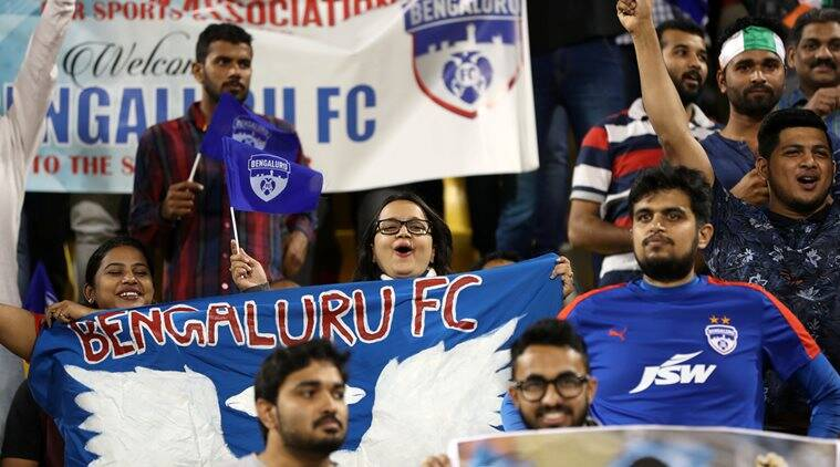 bengaluru fc, isl, indian super league, bengaluru fc isl, tata group, isl football news, sports news, indian express