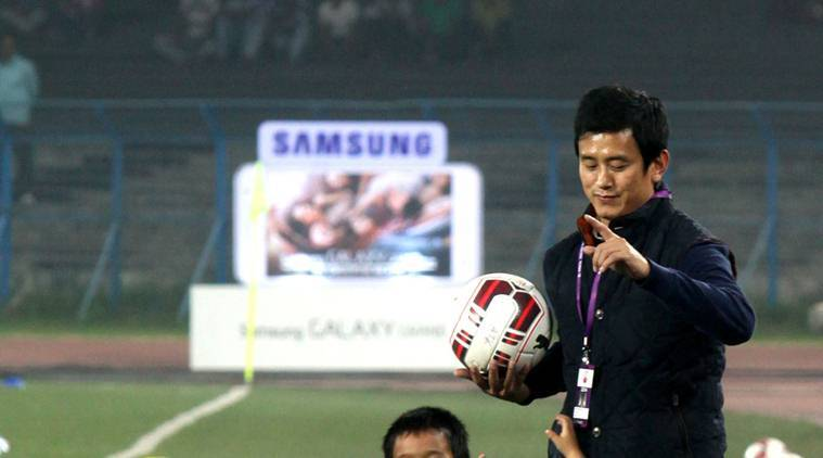 baichung bhutia, indian football, football india infrastructure, baichung, bhutia, praful patel, aiff, aiff president, aiff football, football news, sports news