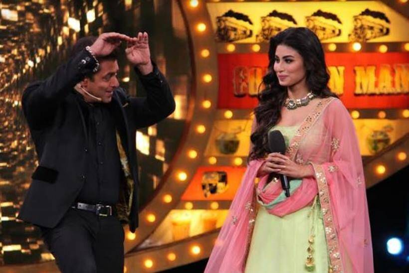 bigg boss 10, salman khan, mouni roy