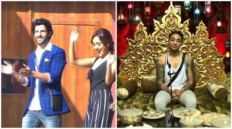 preview bigg boss 10, bani captain bigg boss 10, tum bin 2 team in bigg boss 10, Swami om Bigg boss, bani j bigg boss 10, bani punishes lopamudra bigg boss 10, bani manoj bigg boss 10, manoj punjabi bigg boss 10, preview bigg boss 10, swami om, swami om bigg boss 10, bani-manveer fight bigg boss 10, Bigg boss 10 news, bigg boss 10 updates, bigg boss 10, television news, entertainment news, indian express news, indian express