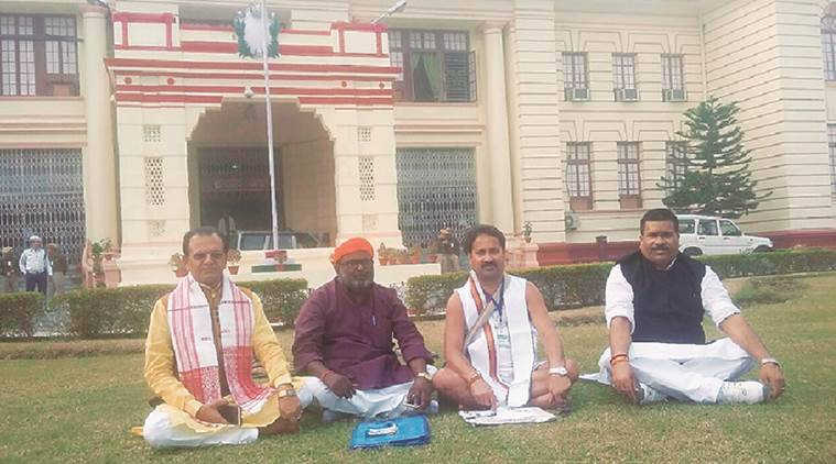 Bihar Assembly denies entry to BJP MLA dressed in shorts and vests