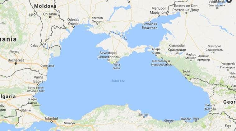 black sea, medieval vessels found in black sea, shipwrecks found in black sea, black sea archaeology, black sea history, trade in black sea, indian express