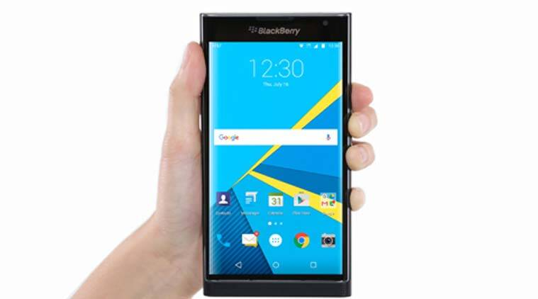 BlackBerry, blackberry priv, dtek60, dtek 60 launch, dtek 50, dtek60 price, dtek60 features, blackberry india, smartphone, android, technology, technology news