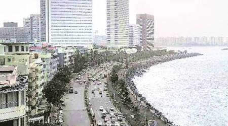 Coastal Road Project, mumbai Coastal Road Project, BMC, BMC on Coastal Road Project, Maharashtra Coastal Zone Management Authority, indian navy, mumbai news, indian express news