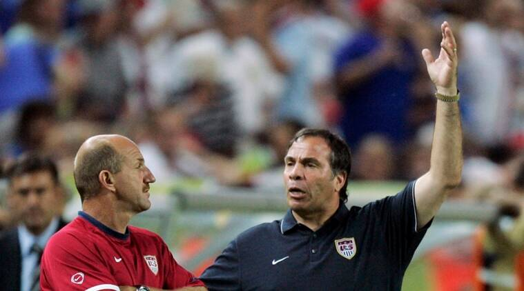 Bruce Arena, Arena, US football coach, US soccer coach, US men's national team coach, USMNT, US World Cup qualifying, football news, sports news