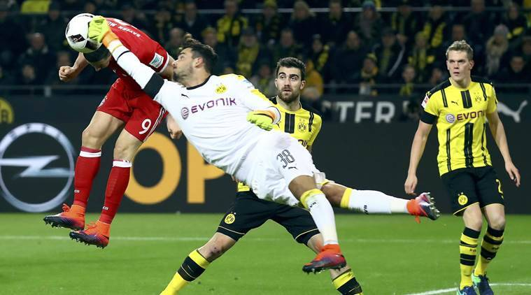 Borussia Dortmund, Dortmund, Roman Buerki, Buerki, Roman Buerki injured, football news, sports news