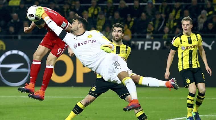 Borussia Dortmund, Dortmund, Roman Buerki, Buerki, Roman Buerki injured, football news, sports news