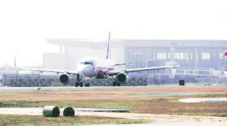 Earlier, there was no website to provide vital information related to Chandigarh airport.  Express archive