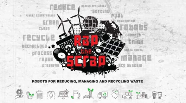 World Robot Olympiad, India Robot Olympiad, robots reduce waste, robot recycle waste, NCSM, ISF, STEM, Rap the scrap, Swachh Bharat robotics, WRO International Championship, technology, technology news