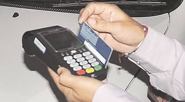 demonetisation, demonetisation chandigarh, cashless transactions, chandigarh small traders, chandigarh news, india news, latest news, indian express