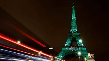 Paris Climate deal, Fiji, Fiji island, US, United Nations, reducing global emissions, checking global emissions, world news, indian express news