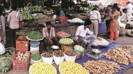 Bharuch farmers' market: After govt's directive, 50 farmers sidestep APMC, sell veggies directly to customers