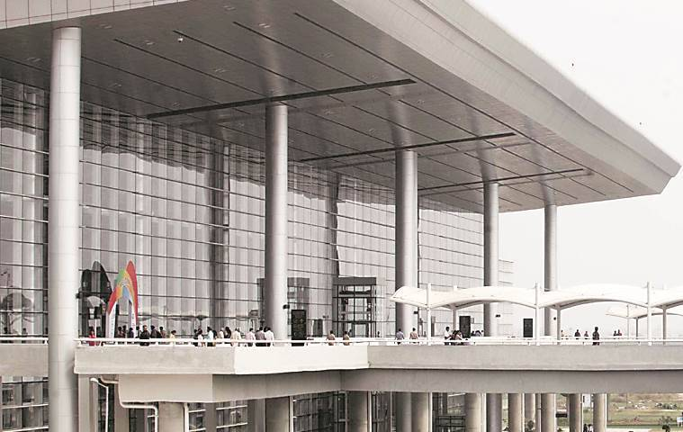 Chandigarh International Airport, Dena Bank, demonetisation, airport cash, cash, rupee notes, latest news, India news, national news, Chandigarh news