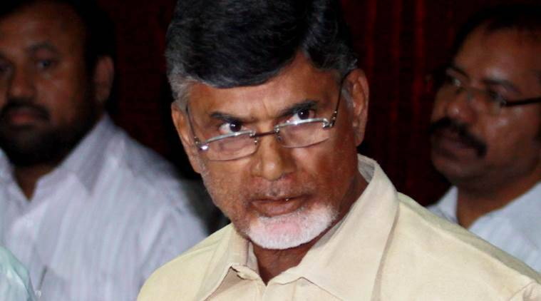 Chandrababu Naidu, Andhra Pradesh, Andhra Pradesh demonetisation, demonetisation, Chandrababu Naidu bankers, news, latest news, India news, national news