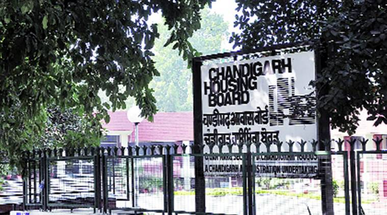 chb allottees, CHB, chandigarh housing scheme, chandigarh sector 51, chandigarh 51 housing scheme, indian express news, india news