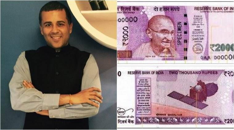 Chetan Bhagat gets trolled after commenting on scrapping of Rs 500 and Rs 1000 notes