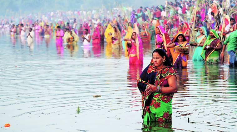 Chhath Puja, Chhath festival, Chhath prayers, Chhath festival ends, Chhath news, festival news, india news, latest news, indian express