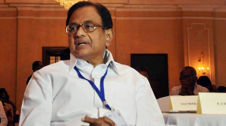 P Chidambaram, Chidambaram on demonetisation, Congress leader Chidambaram, Chidambaram blames Modi, Prime Minister Narendra Modi, Modi, Modi demonetisation, demonetisation critics, indian express news
