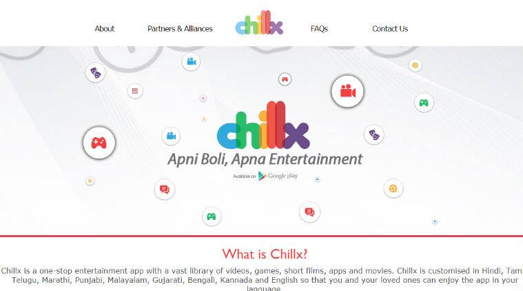 Reliance, Fun on the go, Chillx, Chillx app, Reliance Entertainment, Chillx Android app, Chillx games, Chillx movies, app, smartphones, technology, technology news