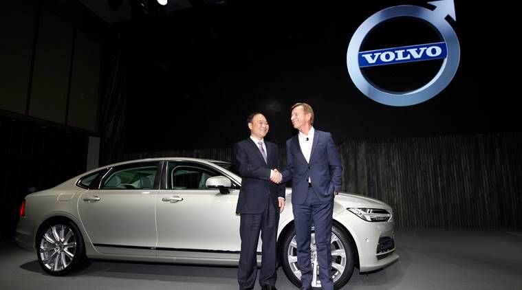 Volvo, Geely, Volvo production, Volvo production in China, Volvo Chinese owner, Volvo super luxury cars, Volvo new, business news, companies news, latest news, indian express