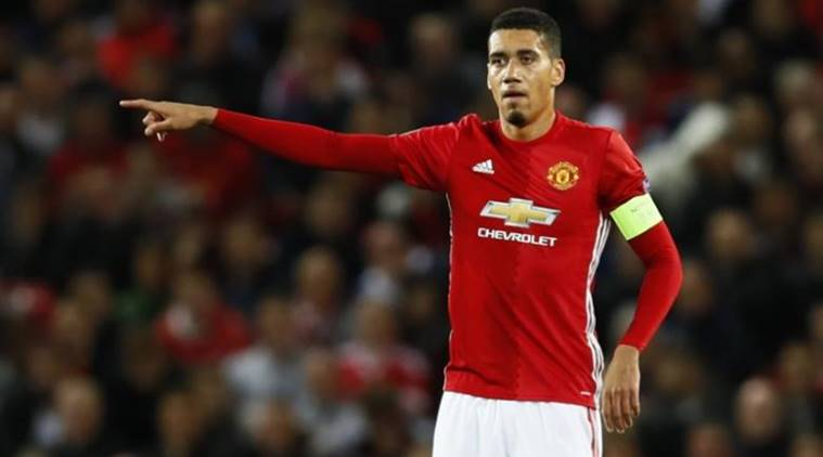 Chris Smalling, Chris Smalling broken toe, Chris Smalling injury, Chris Smalling manchester united, manchester united, united, english premier league, epl, football, football news, sports, sports news