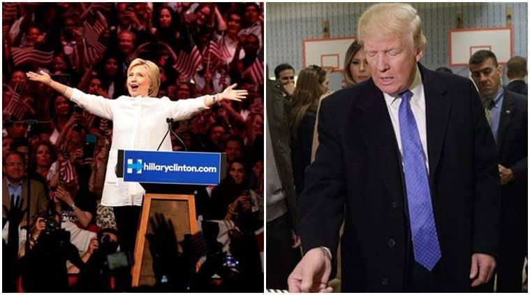Donald Trump, Hillary Clinton, US presidential elections, US presidential elections 2016, presidential elections 2016, US elections 2016, world news
