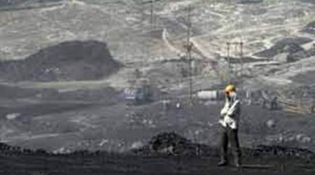 What is coal scam?