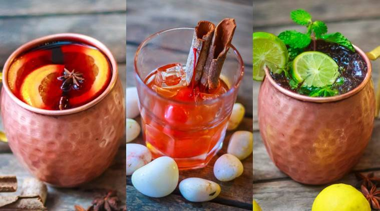 Keep yourself warm this winter with these amazing cocktails!