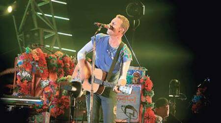 Coldplay takes stage, PM Narendra Modi shares spotlight with Bob Dylan verse