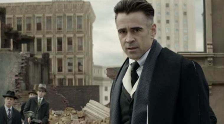 Collin Farrell, FANTASTIC BEASTS AND WHERE TO FIND THEM