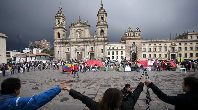Colombia, Colombia peace, Colombia referendum, Colombia peace treaty, latest news, latest world news