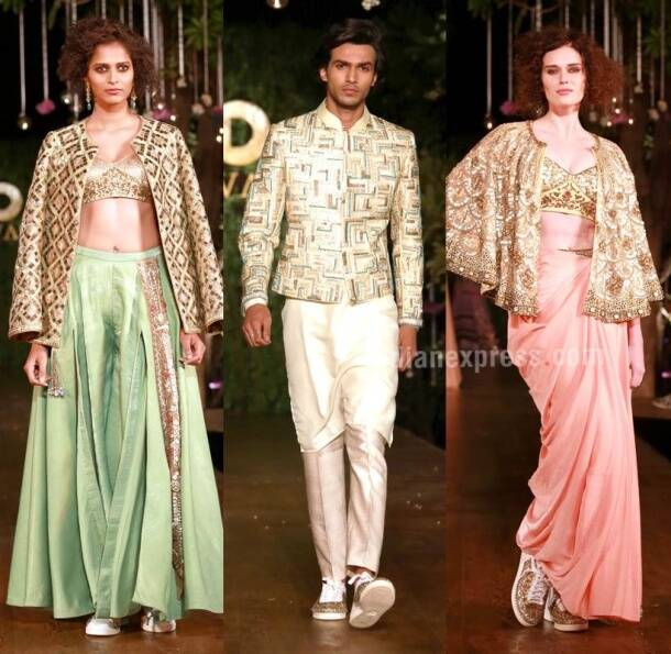 When Ranveer Singh and Vaani Kapoor walked down the ramp to celebrate 'Befikre' love