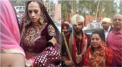 Yuvraj Singh, Hazel Keech tie the knot: Couple get married in intimate affair