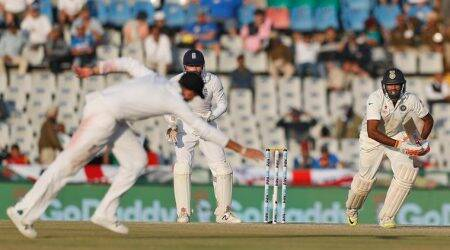 India vs England: R Ashwin keeps India fighting after collapse