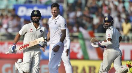 India vs England, Ind vs Eng, Ind vs Eng 2nd Test, Ind vs Eng 2nd Test Vizag, India vs England 2nd Test photos, ind vs Eng photos, Virat Kohli, kohli, R Ashwin, Ashwin, Kohli photos, Cricket photos, cricket news, Cricket