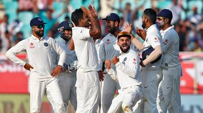 India vs England, 2nd Test: England with mountain to climb in Visakhapatnam