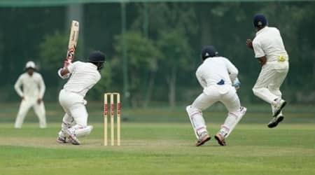 Ranji Trophy 2016, Manan Sharma, Manan, Vikas Tokas, Delhi vs Vidarbha, Vidarbha vs Delhi, Cricket news, Cricket