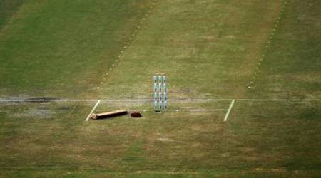 cricket association of bengal, rajasthan club, cricket association of bengla pitch, rajasthan club pitc, pitch vandalism, cricket pitch, cricket pitch vandalism, cricket news, sports news