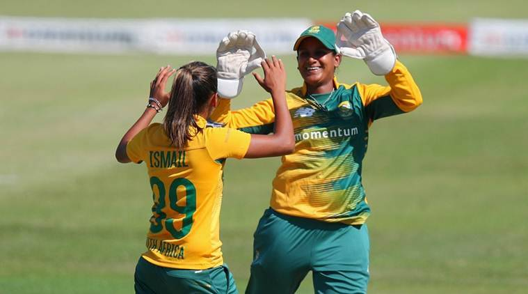 cricket south africa, south africa female cricketers, women's cricket, south africa women's cricket, Shabnim Ismail, Trisha Chetty, cricket news, sports news